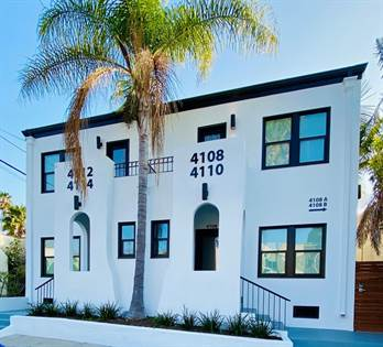 Apartment for rent in 4108 E. Broadway Ave., Long Beach, CA, 90803