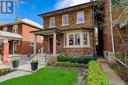 Single Family for sale in 37 ANDERSON AVE, Toronto, Ontario, M5P1H5