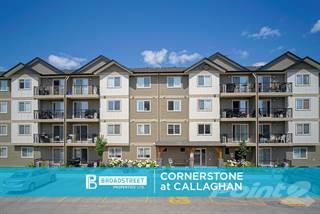 Apartment for rent in Cornerstone at Callaghan - 1 Bedroom 1 Bathroom, Edmonton, Alberta
