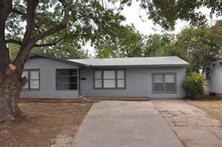 Single Family for sale in 2629 W Beauregard Ave, San Angelo, TX, 76901